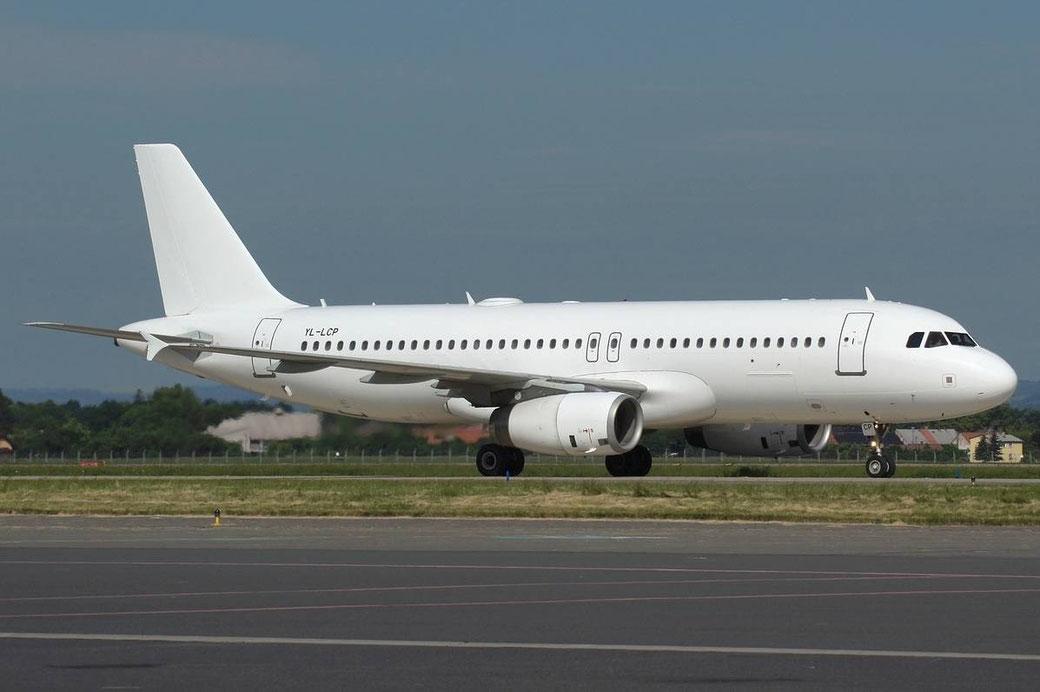 // Der  Airbus YL-_LCP  / Foto: smartlynx.aero/en/media-centre /