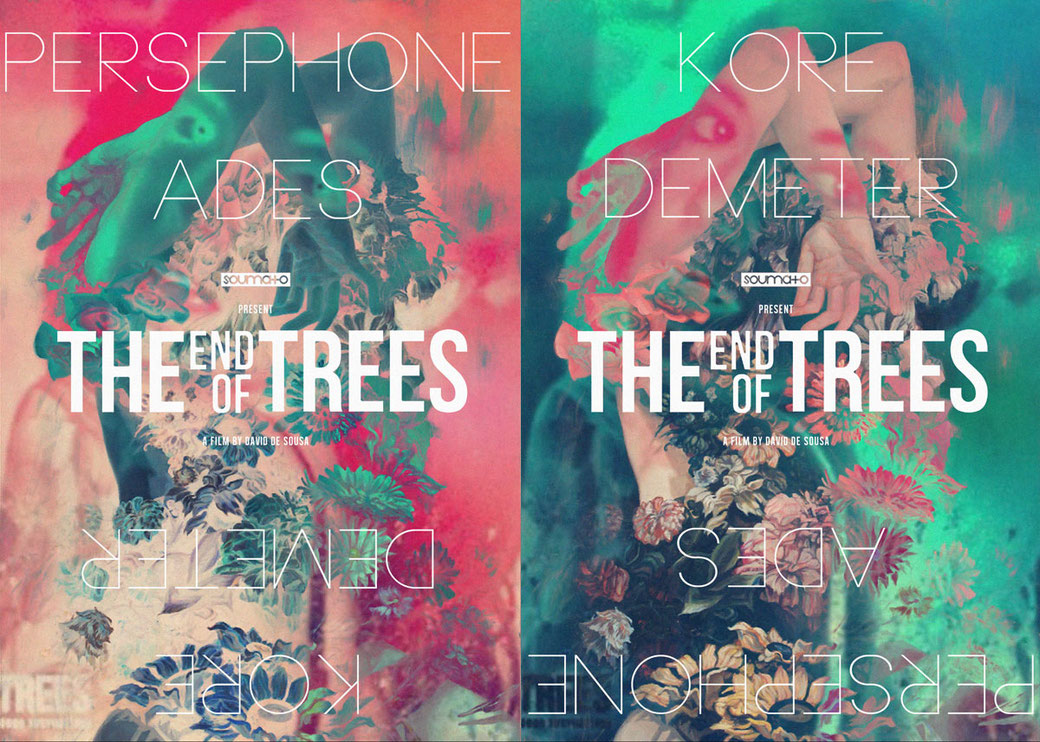 The End Of Trees FILM PROJECT - CONCEPT ART by Soumato / MOVIE POSTER