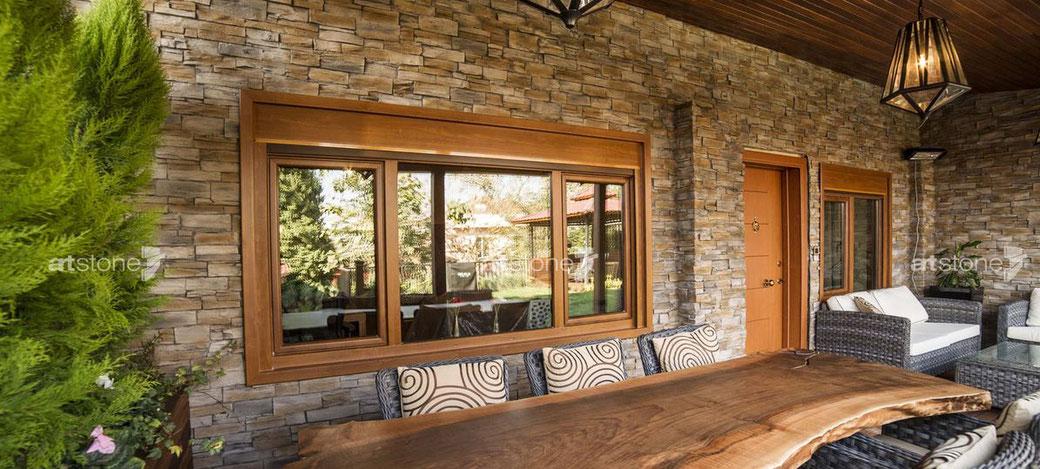 GFK Fassaden Steinpaneele online kaufen