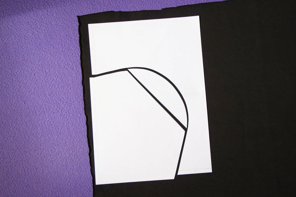 How to sewZero-Waste undies - no scraps sewing pattern - Zebraspider Eco Anti-Fashion