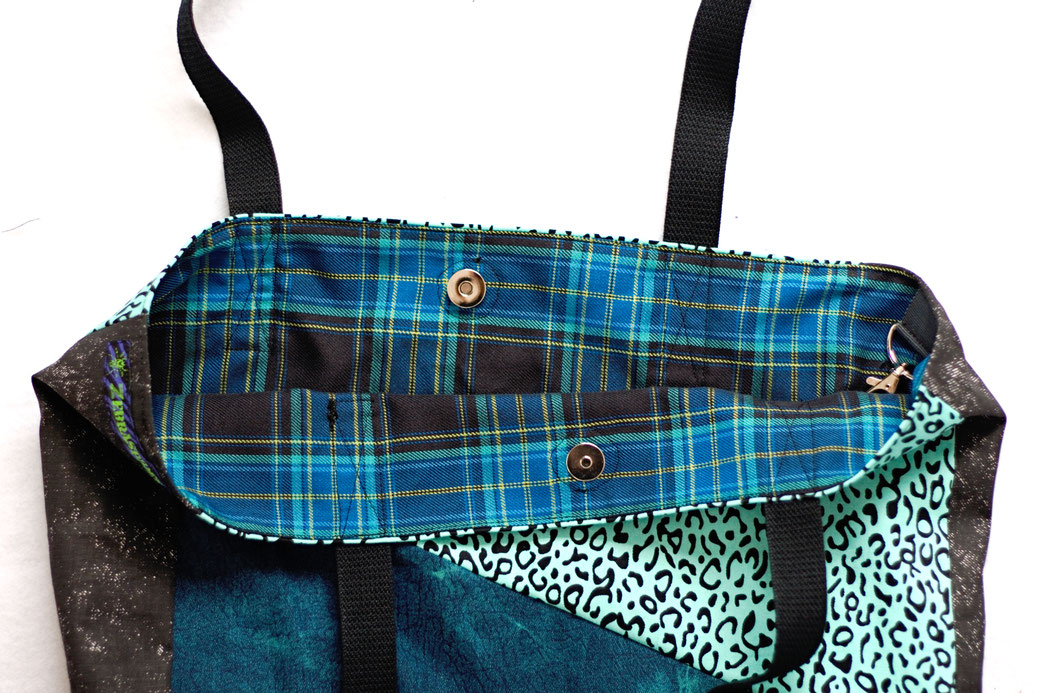 2021 belt bags and new shoulder bags out now! - Tote Bag Leopard & Plaid inside - Zebraspider Eco Anti-Fashion