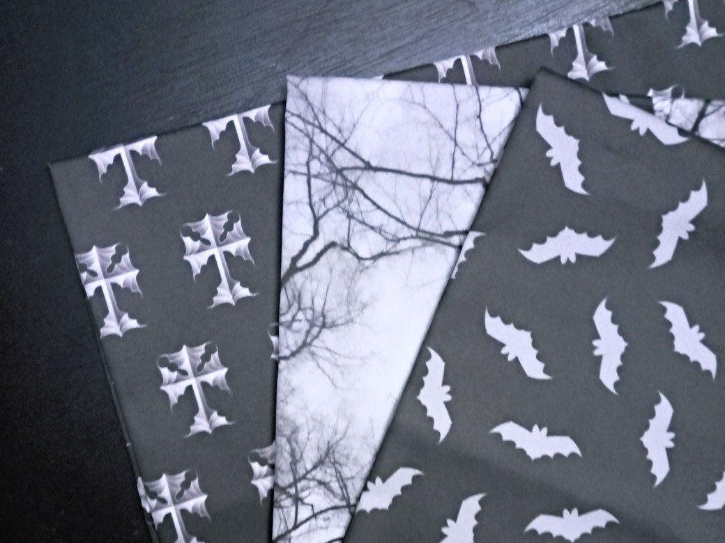 What and how I've been doing 3 - fabric pattern test prints - Zebraspider DIY Anti-Fashion Blog