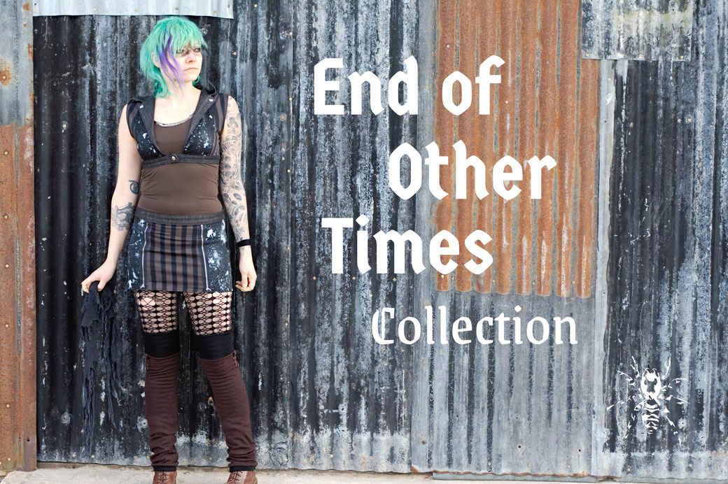 End of Other Times collection - Zebraspider Eco Anti-Fashion Blog