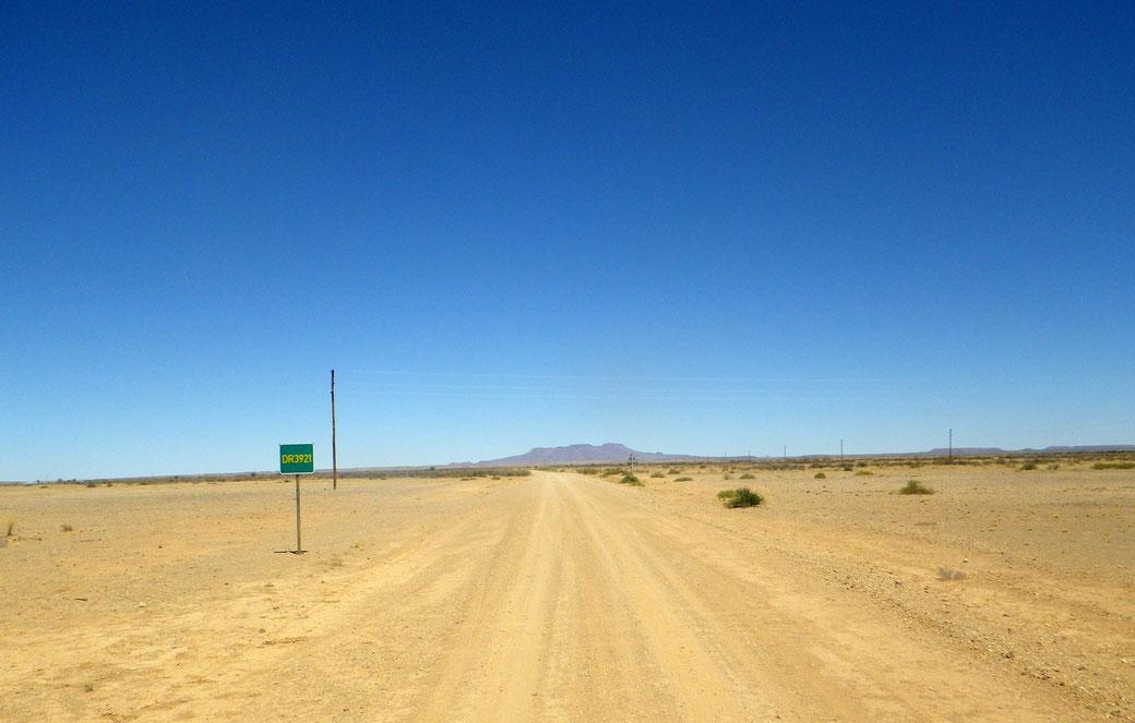 Landestypische Straße