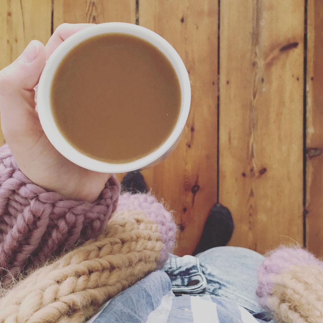 ...und Kaffee