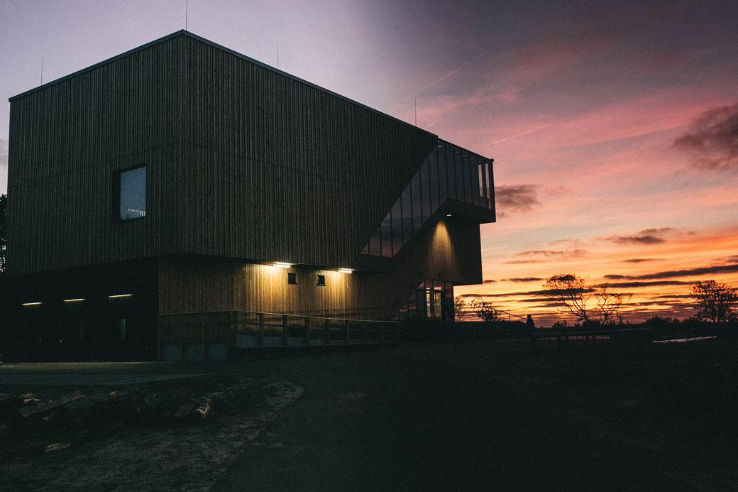 Wattenmeer Besucherzentrum