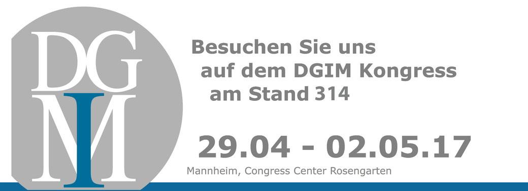 abasoft EVA Praxissoftware Kongress der Deutschen Gesellschaft für Innere Medizin
