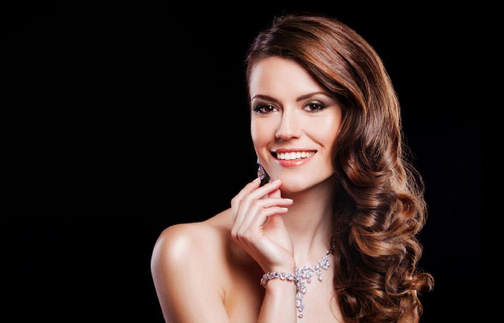 Schmuck online kaufen, Kristallschmuck, Halskette mit Eulenanhänger, Perlenkette mit Perlenanhänger, Kristall Ohrringe