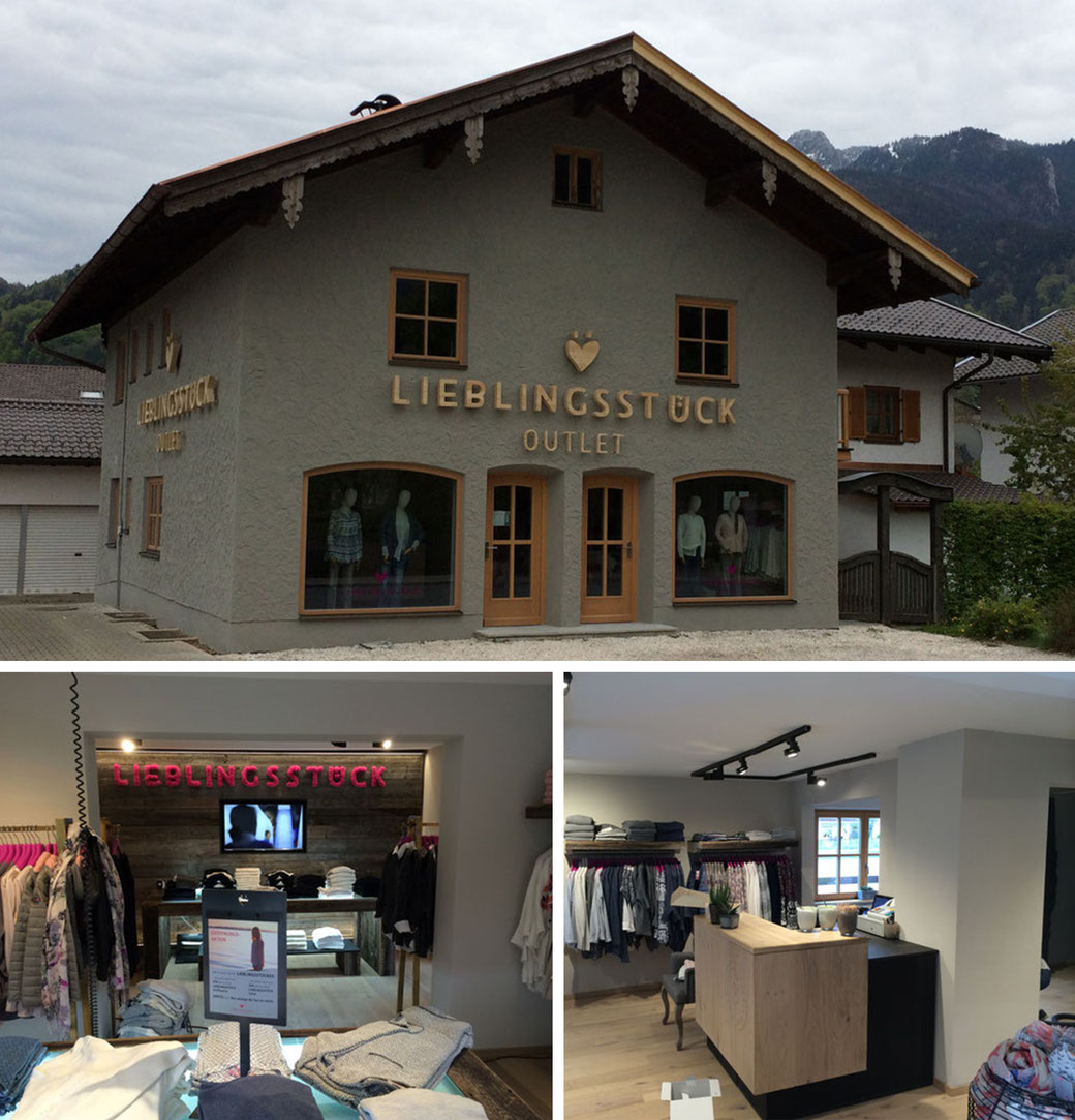 showroom m nchen loden frey gel nde interieur shopfitting in bavaria. Black Bedroom Furniture Sets. Home Design Ideas