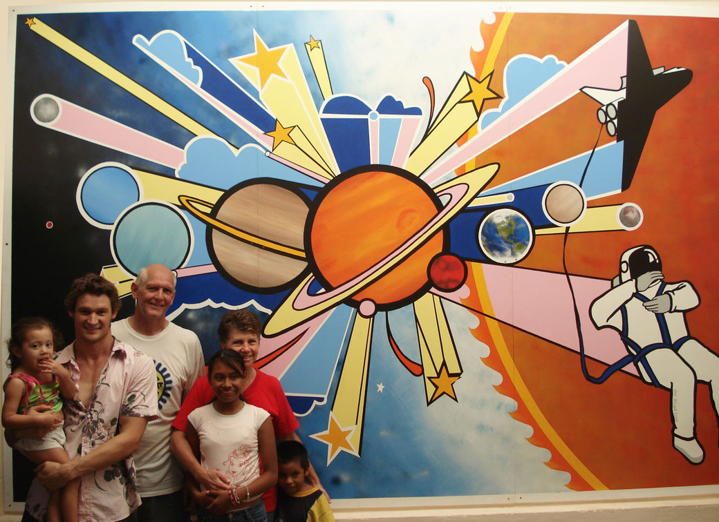 Kids Wall Mural