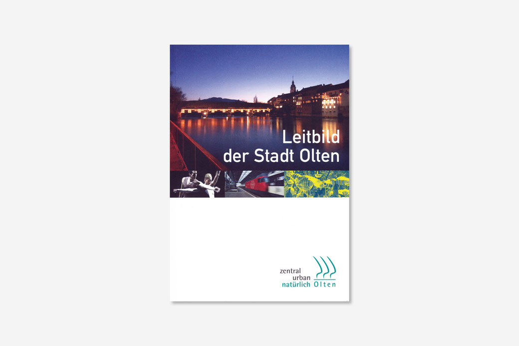 Grafikdesign Broschüre