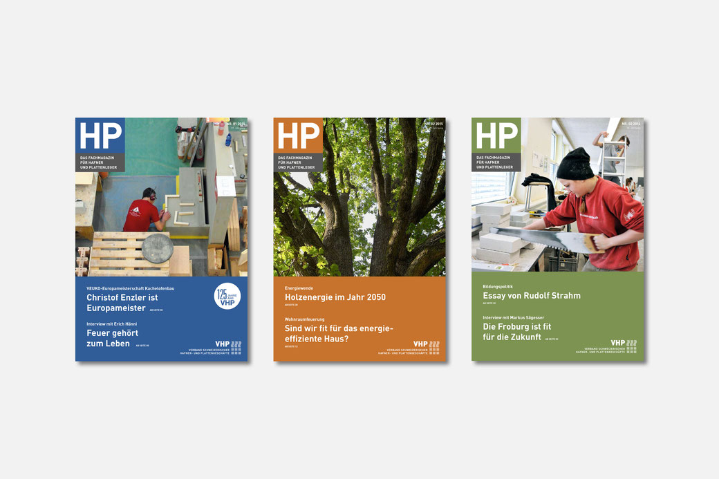 Grafikdesign Editorial Design
