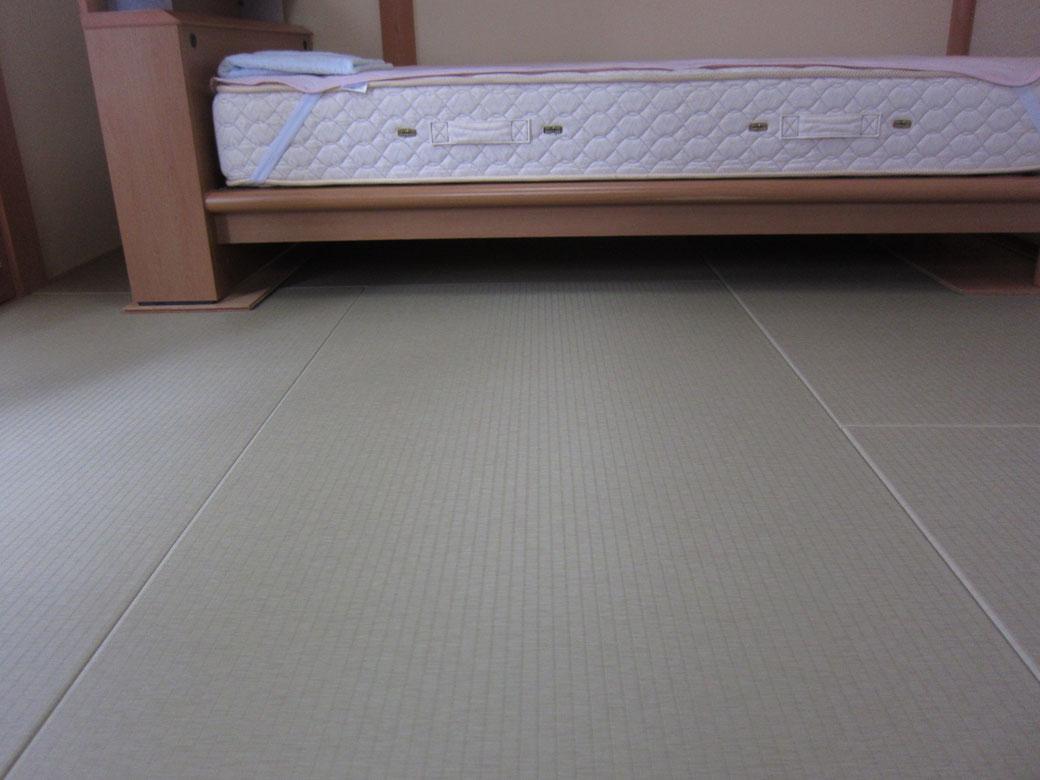 畳柄の「リフォーム畳®」です