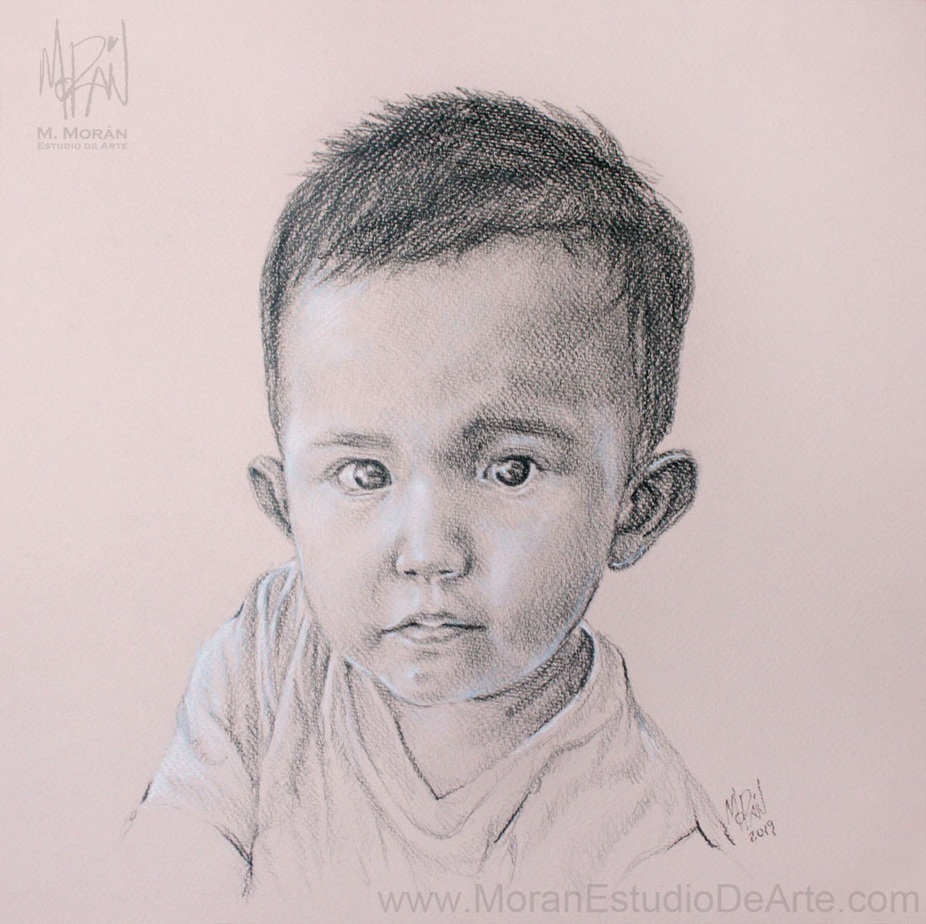 Retrato de mi hijo