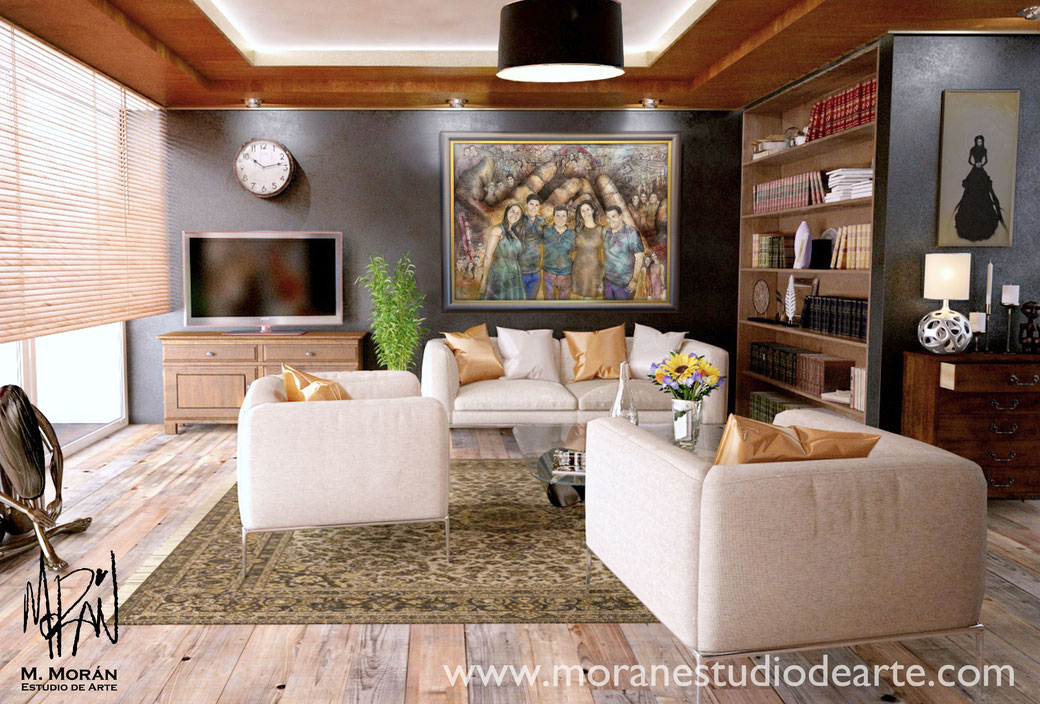 decoracion sala
