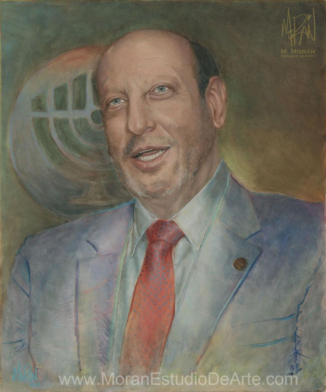 Retrato Director Empresa