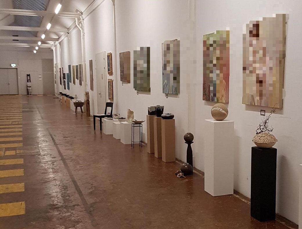 Kunstausstellung - AUSSTELLUNGSHALLE IM EBNAT 65 - Ebnatstrasse 65, 8200 Schaffhausen - Samstag, 2. November und Sonntag, 3. November 2019