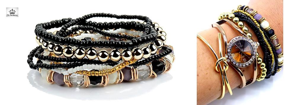 bracelets original et fantaisie pour femme
