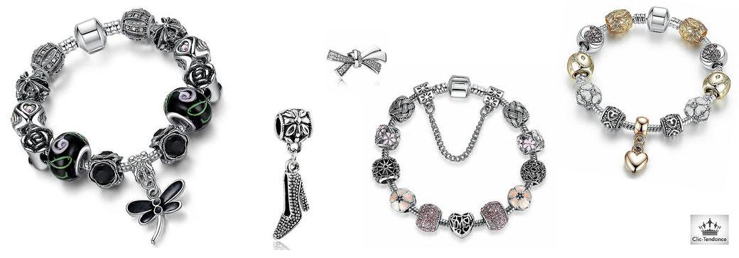 bijou perosnnalisable et fantaisie collection bijoux de créateur