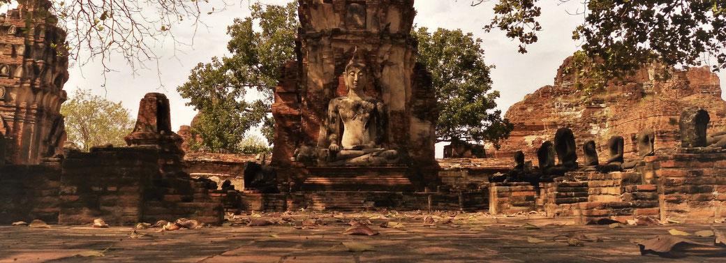 Backpacking Thailand 3 Wochen