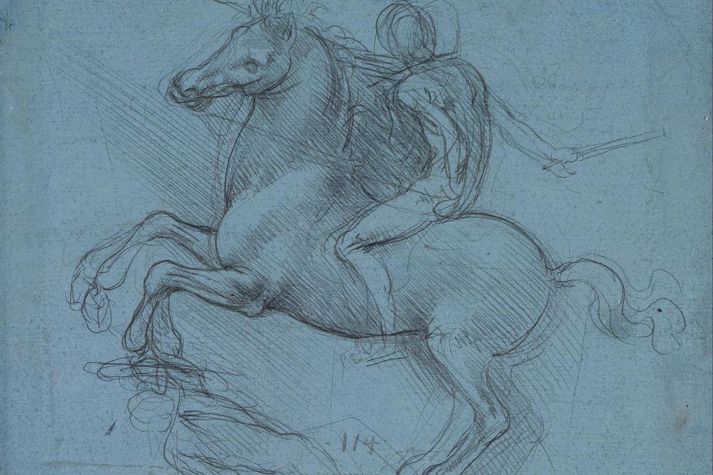 Connessioni Culturali: Cavallo di Leonardo