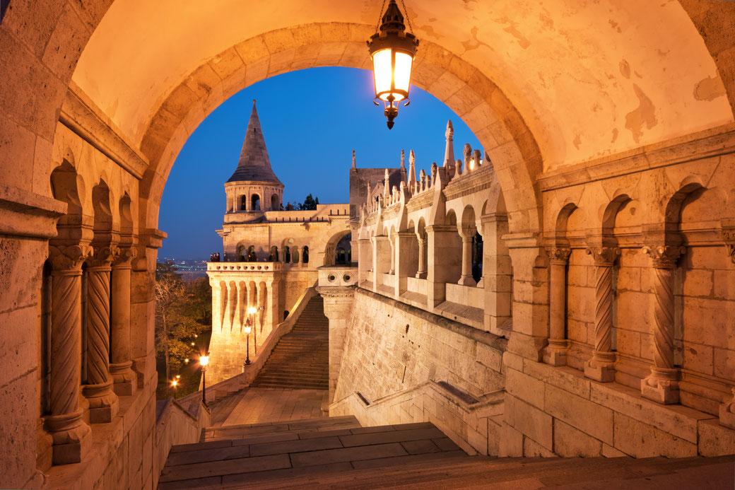 Connessioni culturali: Budapest