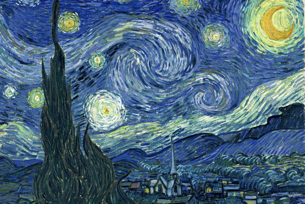 Connessioni Culturali: Van Gogh