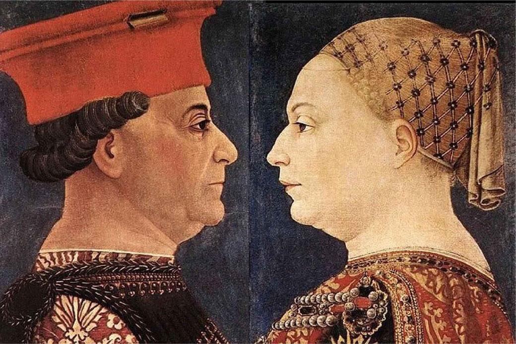 Connessioni culturali: Sforza
