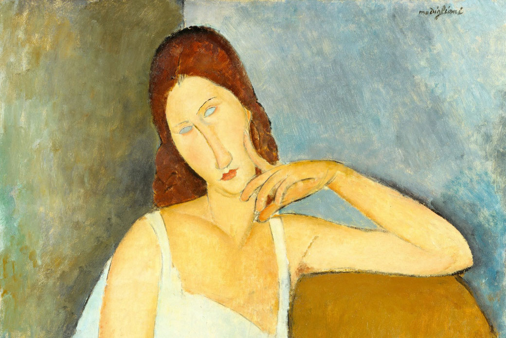 Connessioni Culturali: Modigliani