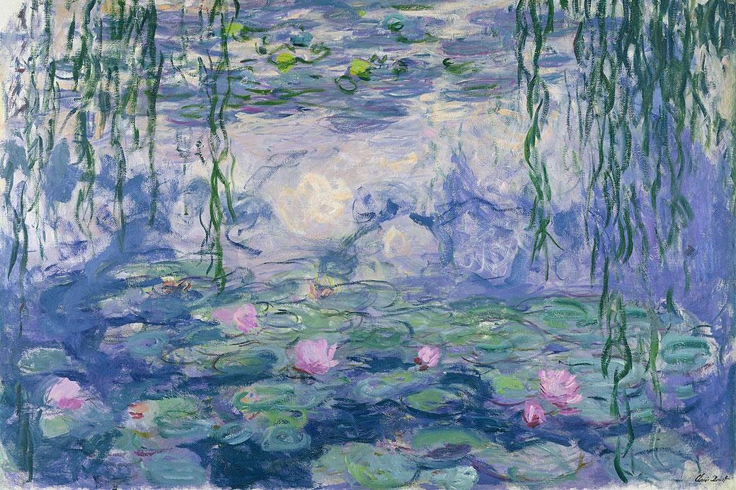 Connessioni Culturali: Monet