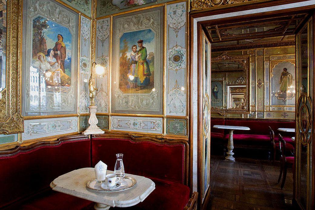 Connessioni Culturali: Caffè storici Italia