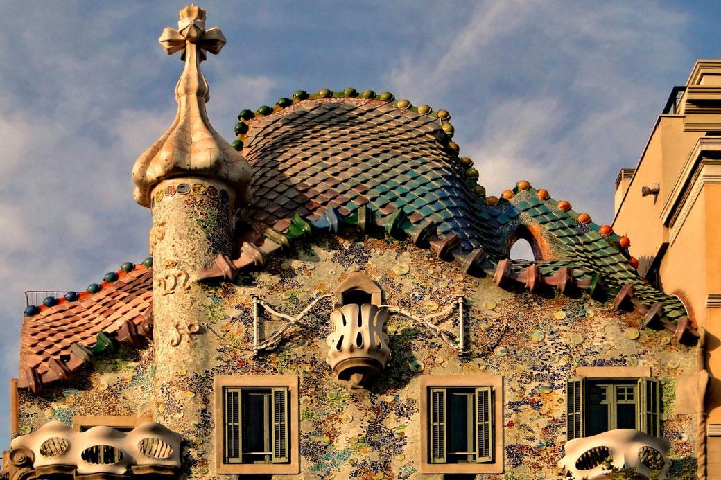 Connessioni Culturali: Barcellona Gaudí