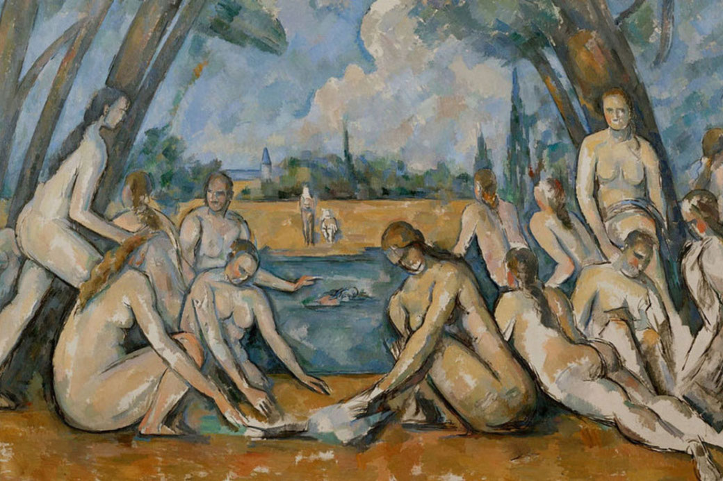 Connessioni culturali: Cézanne