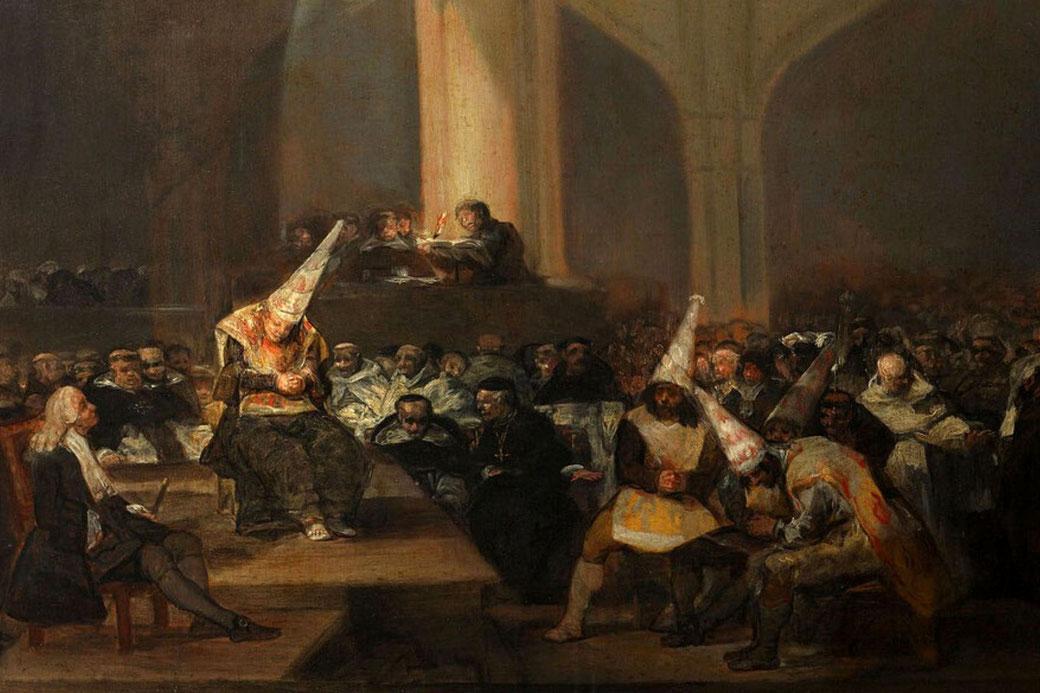 Connessioni Culturali: Storia Inquisizione