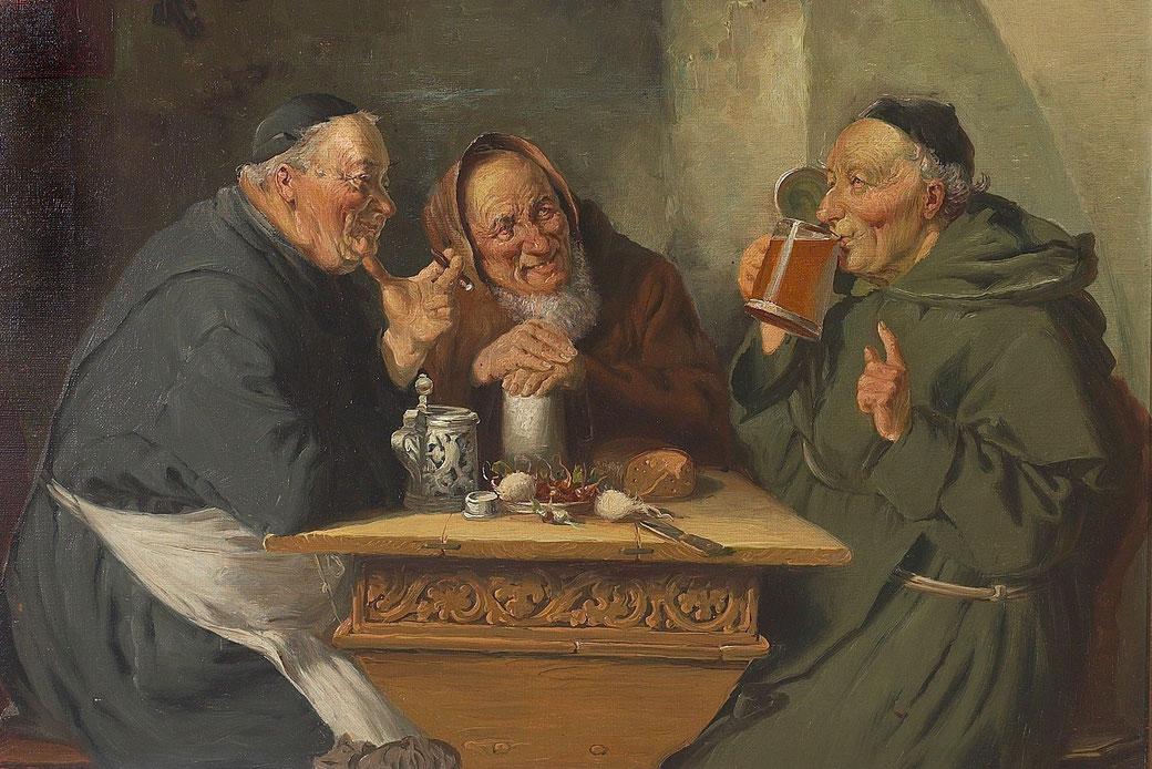 Connessioni Culturali: Storia della birra