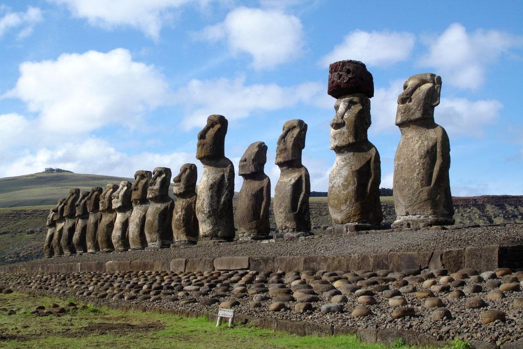 Connessioni Culturali: Isola di Pasqua