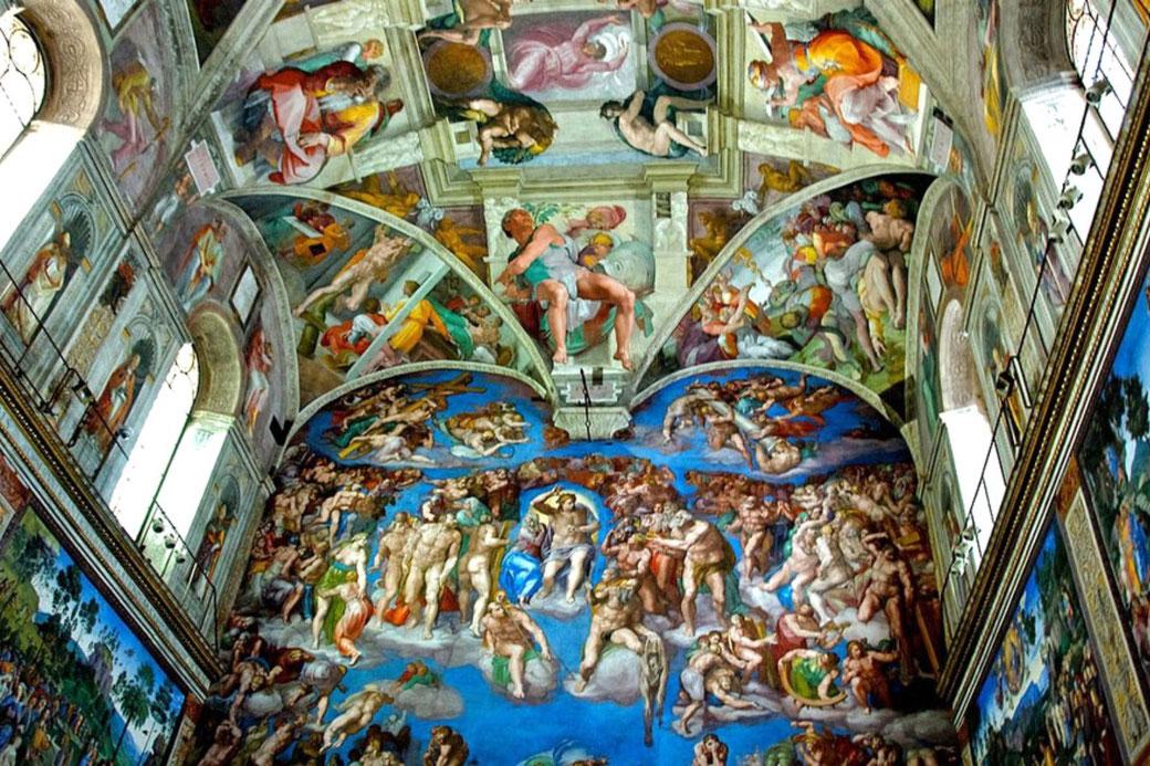 Connessioni Culturali: Cappella Sistina