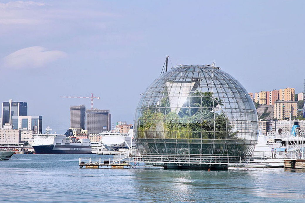 Connessioni Culturali: Renzo Piano progetti italiani