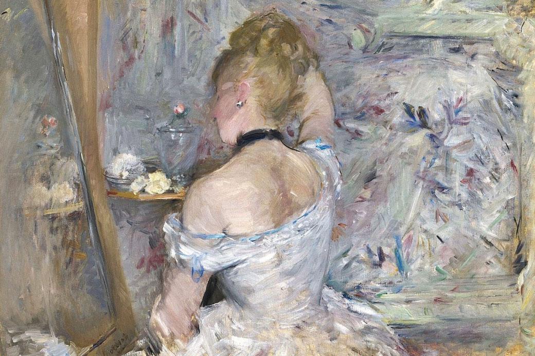 Connessioni Culturali: Morisot donne impressionismo