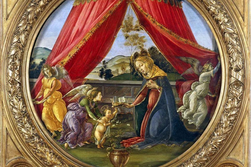 Connessioni Culturali: Botticelli