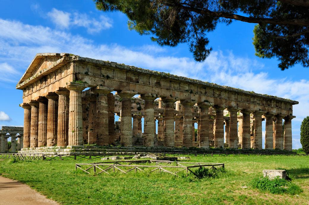 Connessioni culturali Paestum