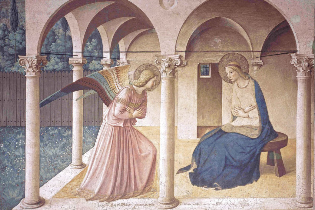 Connessioni culturali: Convento San Marco Firenze