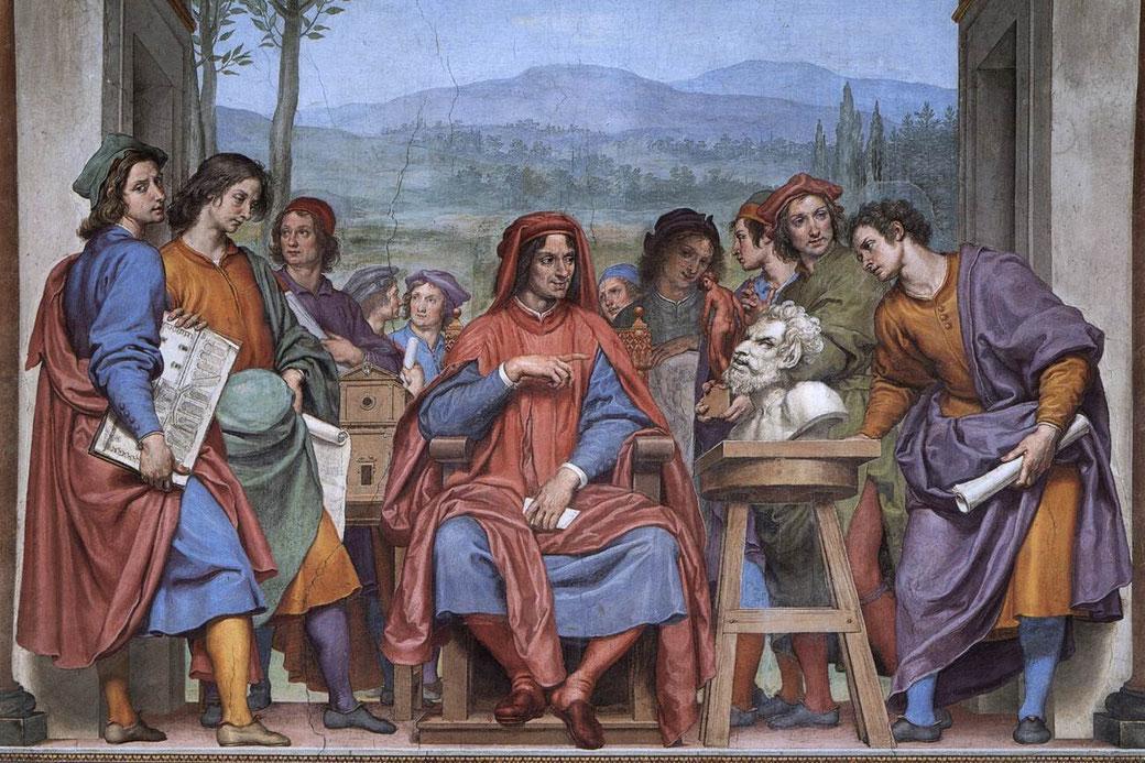 Connessioni Culturali: i Medici