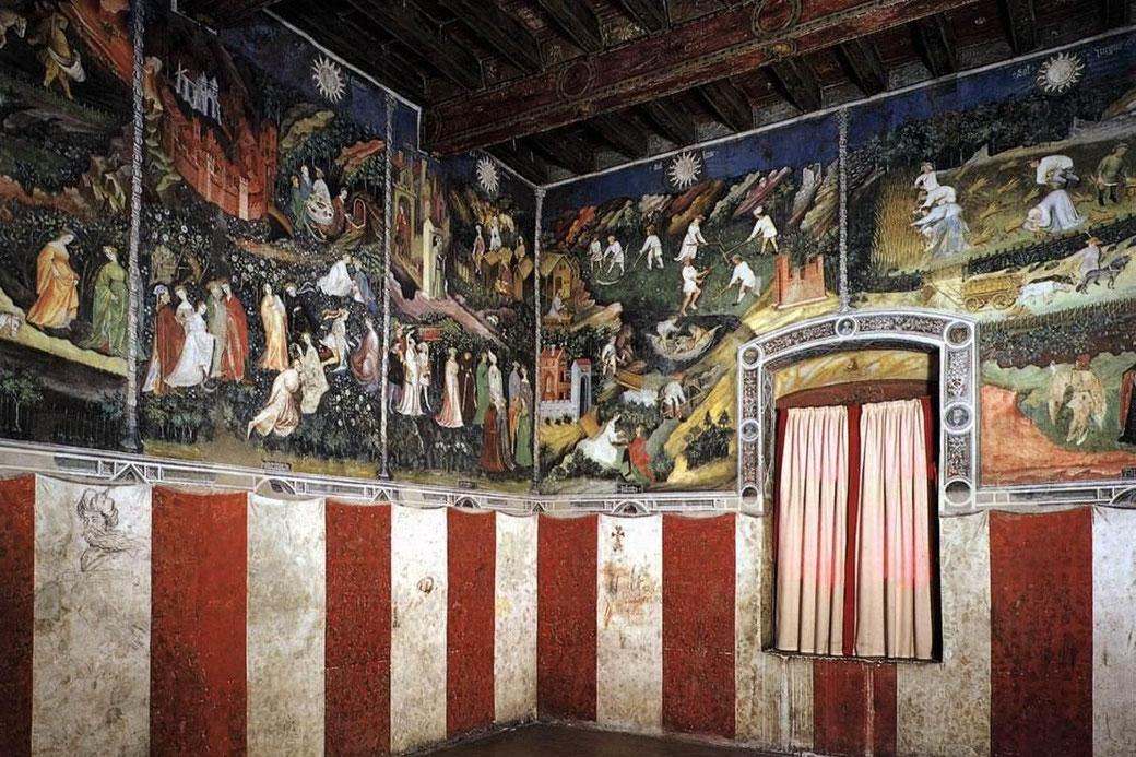 Connessioni Culturali: Torre Aquila Trento
