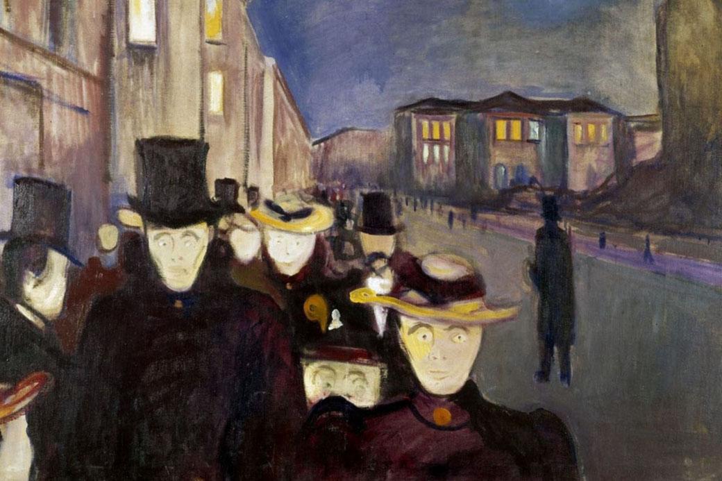 Connessioni Culturali: Munch