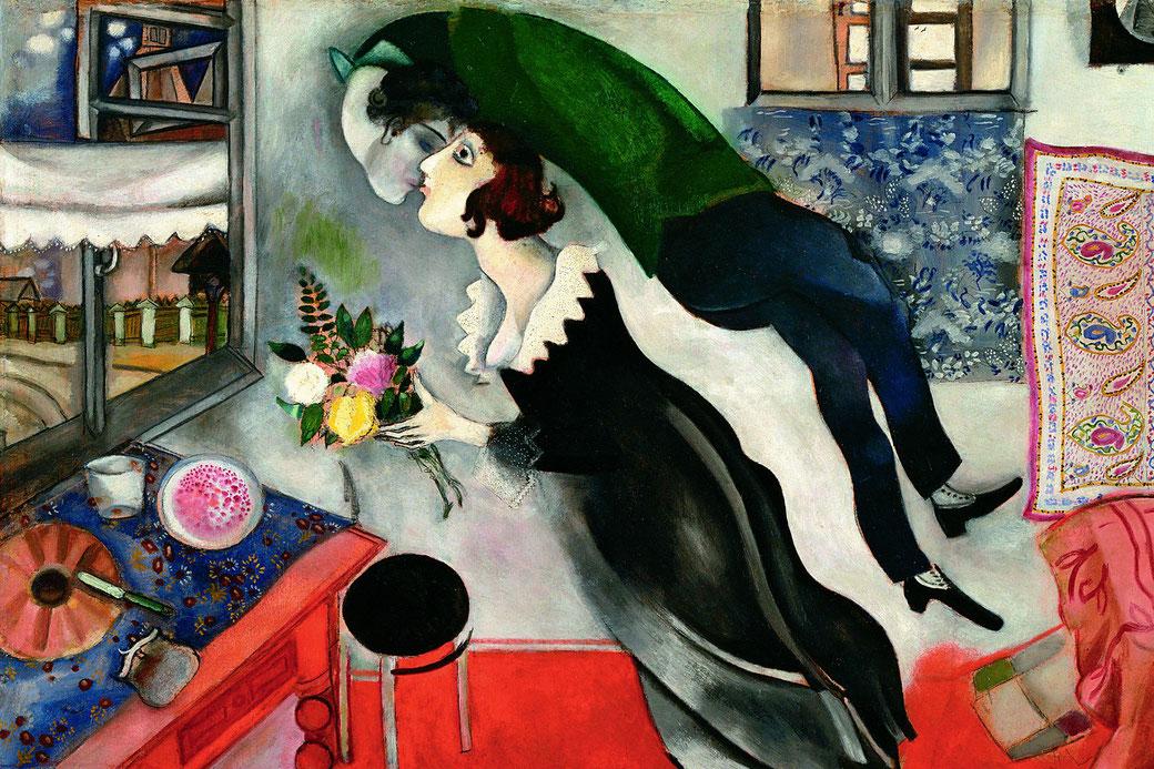 Connessioni Culturali: Chagall