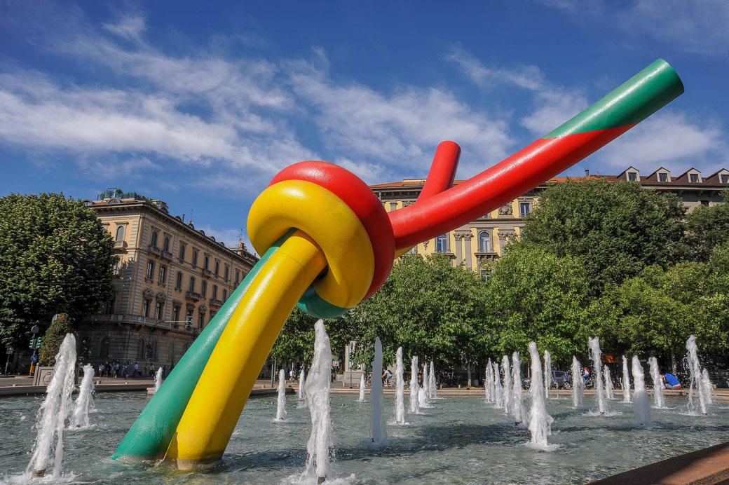 Connessioni Culturali monumenti piazze Milano