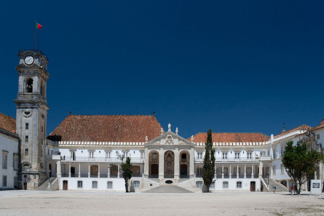 Connessioni Culturali: Coimbra