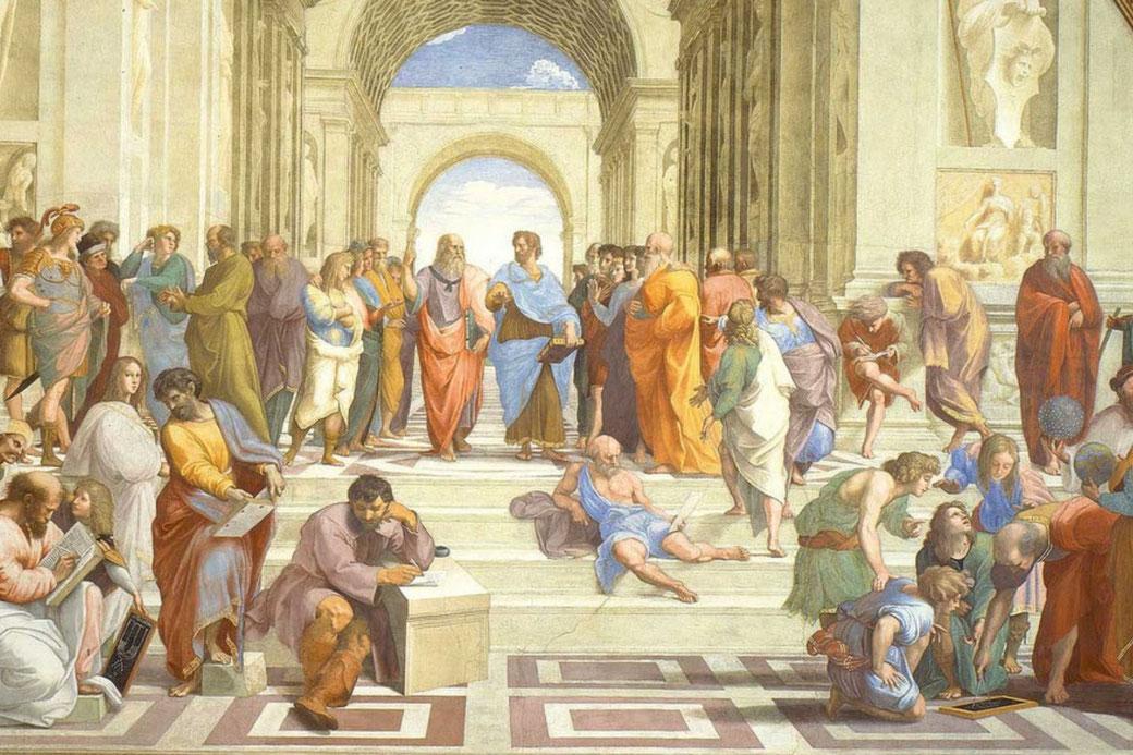 Connessioni Culturali: Raffaello