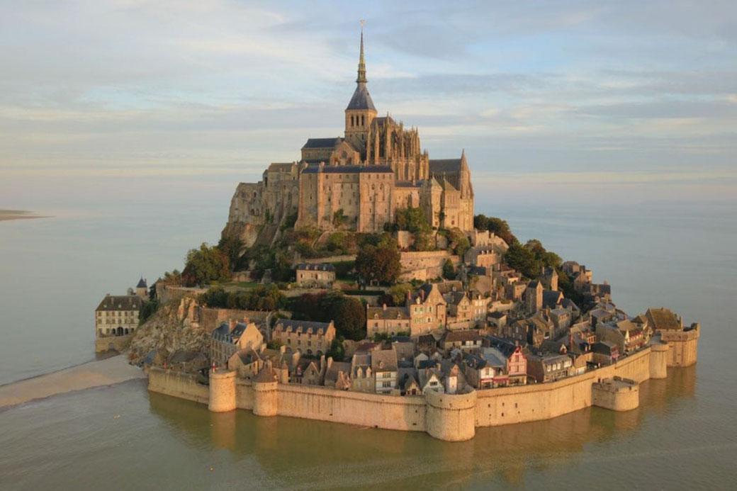 Connessioni Culturali: Mont Saint-Michel